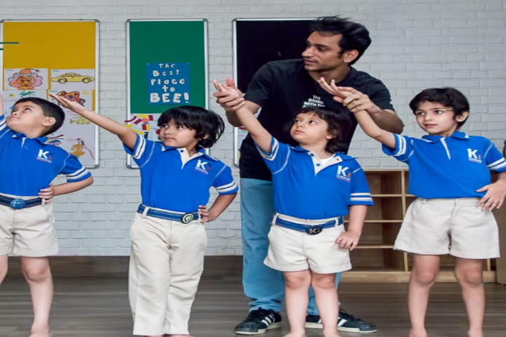 Kunskapsskolan International School-Dance Class