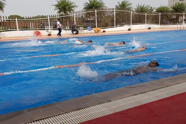 Kunskapsskolan International School-Swimming Pool