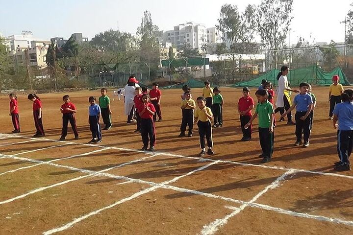Bharati Vidyapeeth Rabindranath Tagore School of Excellence-Games