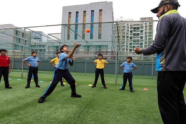 Bharati Vidyapeeth Rabindranath Tagore School of Excellence-Sports