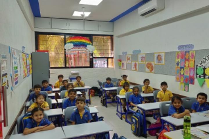 Billabong High International School-Class Room