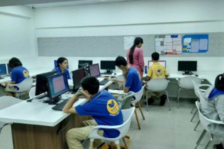 Billabong High International School-Computer Lab