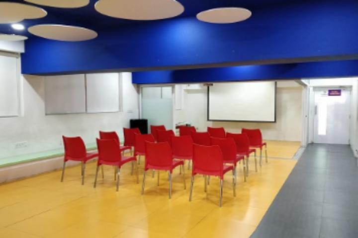 Billabong High International School-Smart Class Room