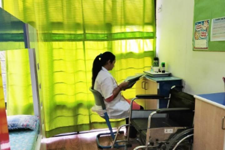 Billabong High International School-Wellness Room