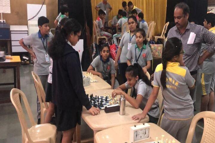 Bright Start Fellowship International School-Chess