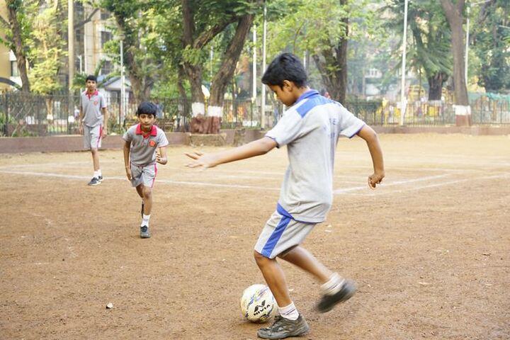 Bright Start Fellowship International School-Foot Ball