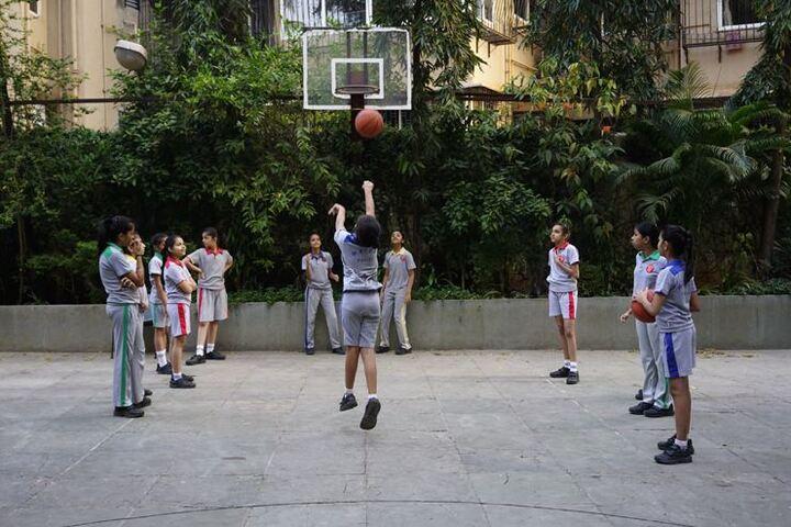 Bright Start Fellowship International School-Volly Ball