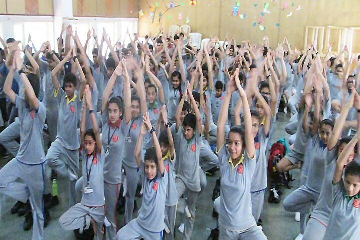 Bright Start Fellowship International School-Yoga