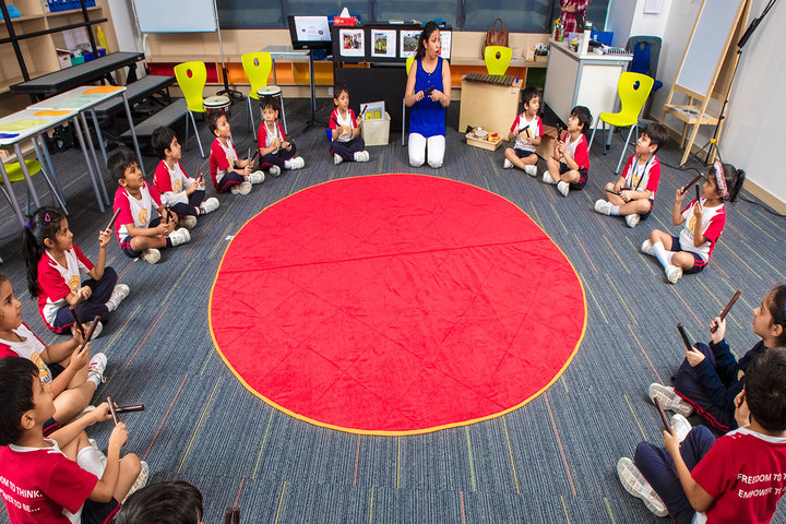 Oberoi International School-Classroom Activity