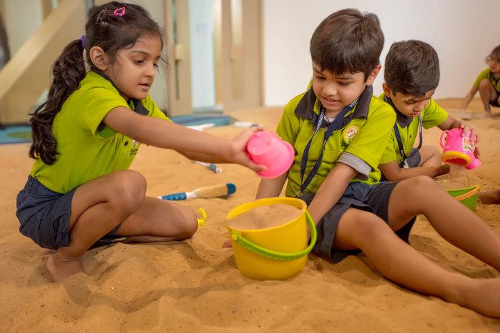 Oberoi International School-Fun Activity