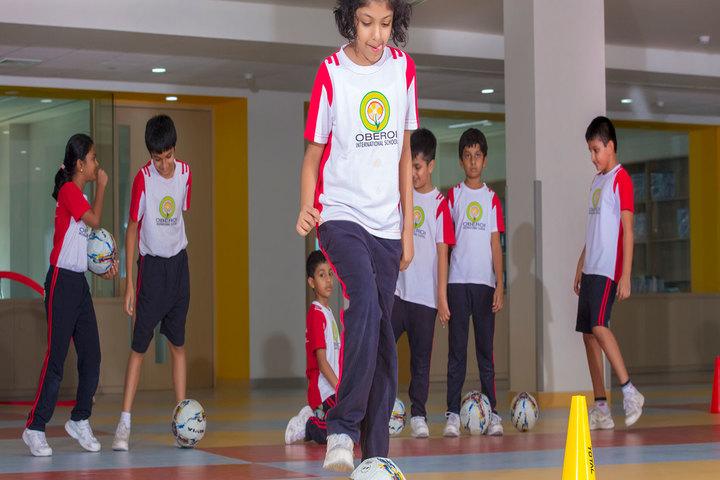 Oberoi International School-Sports