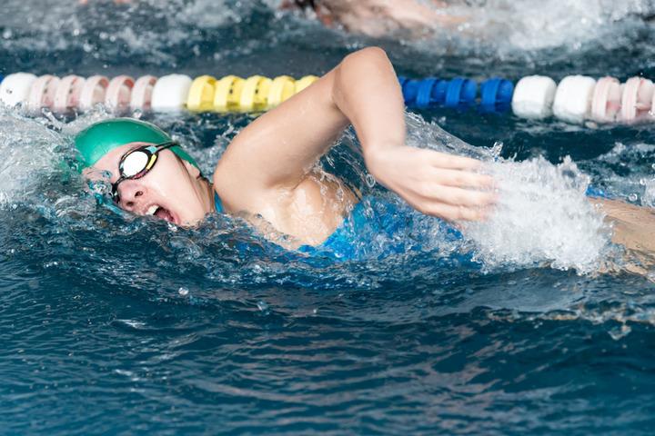 Oberoi International School-Swimming Pool