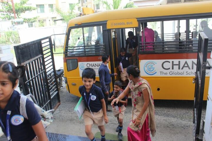 Chanakya The Global School for Intellectuals-Transportation