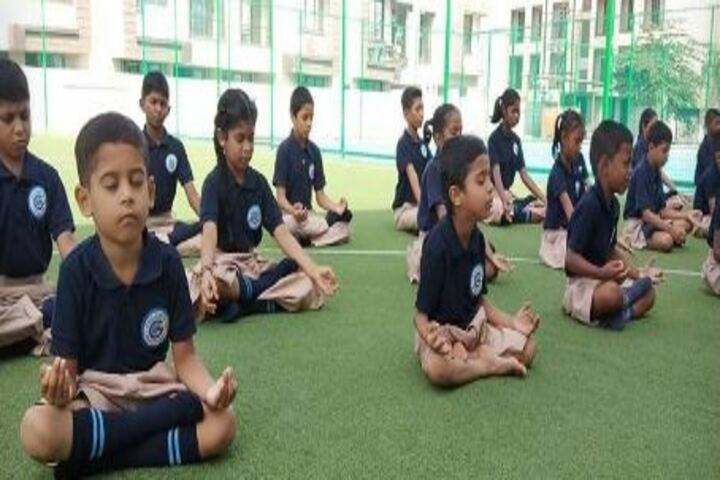 Chanakya The Global School for Intellectuals-Yoga