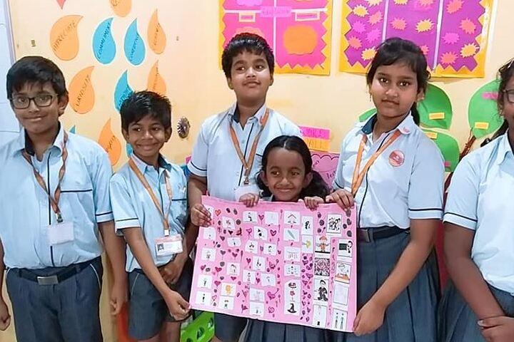 Shantiniketan International School-Activity