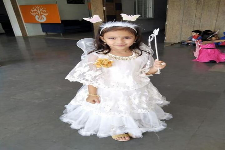 Shantiniketan International School-Fancy Dress