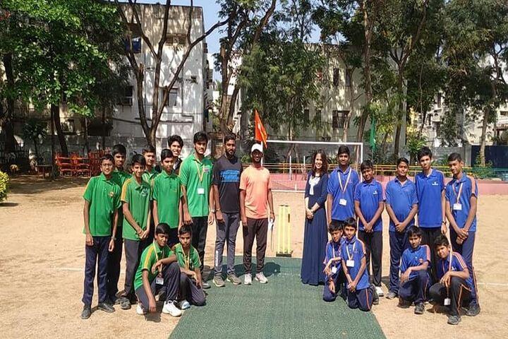 Shantiniketan International School-Group Photo