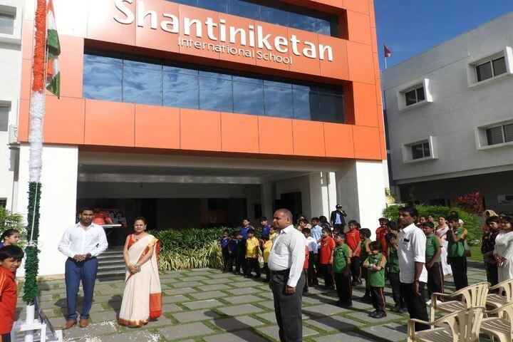 Shantiniketan International School-Independence Day