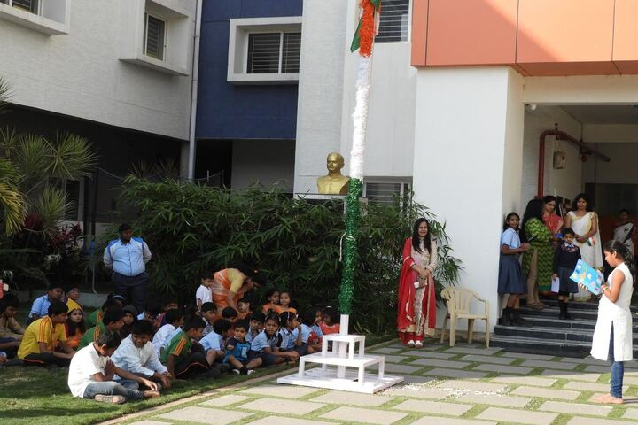 Shantiniketan International School-Republic Day