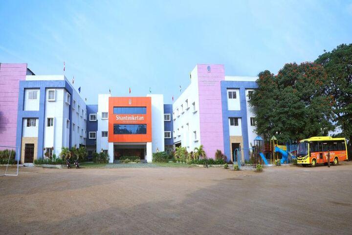 Shantiniketan International School-School Campus