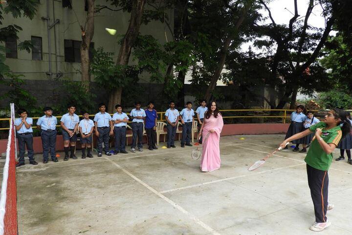 Shantiniketan International School-Sports