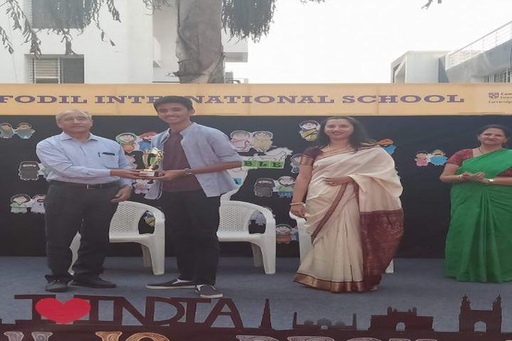 Daffodil International School-Award Distribution