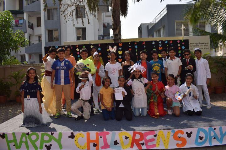 Daffodil International School-Childrens Day
