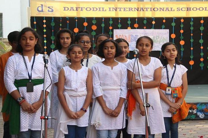 Daffodil International School-Singing