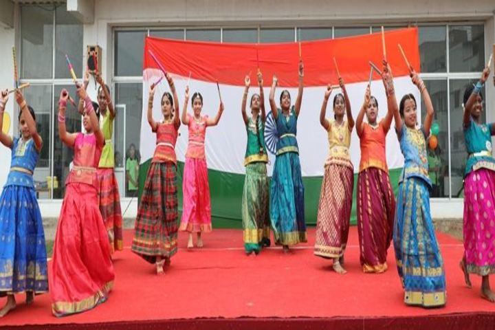 Trileaves International School-Dance