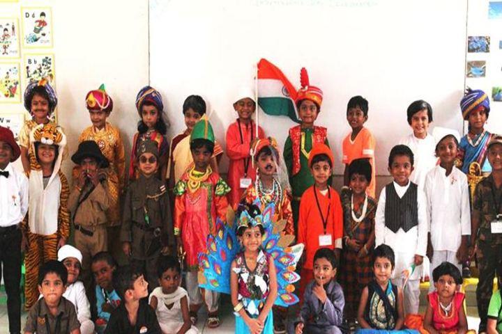 Trileaves International School-Republic Day