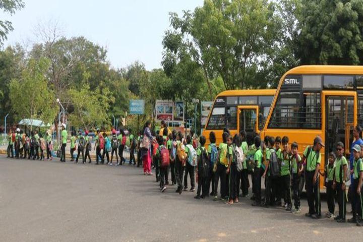 Trileaves International School-School Trip