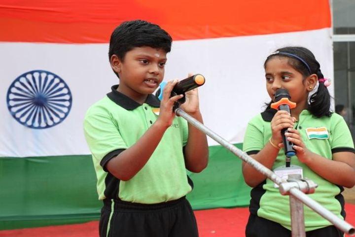 Trileaves International School-Speech