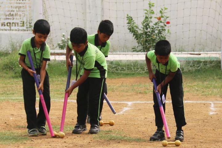 Trileaves International School-Sports