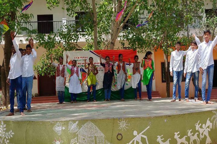 Vidhya Peetham i School-Independance Day