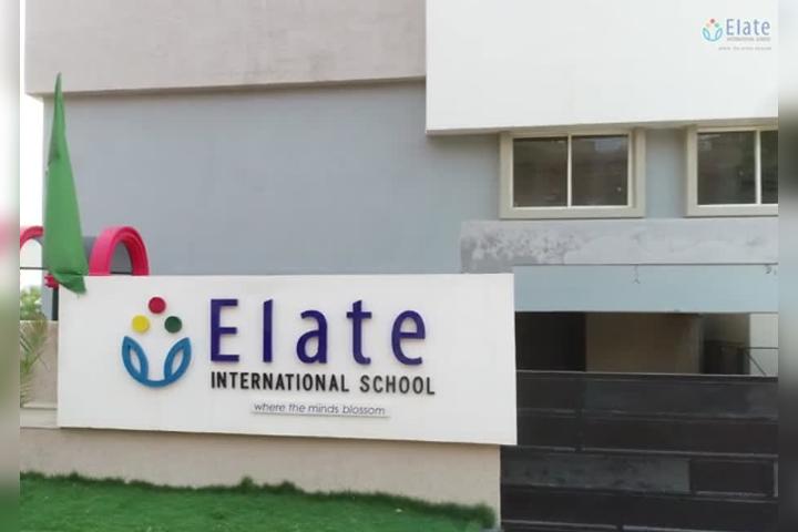 Elate International School - School Building