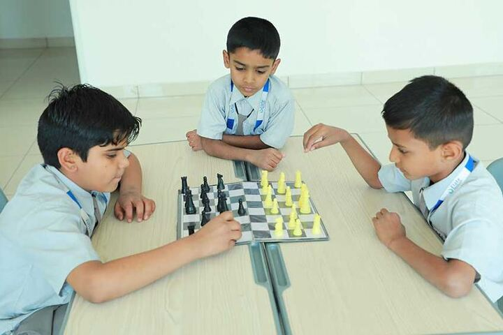 Elate International School-Chess Competition