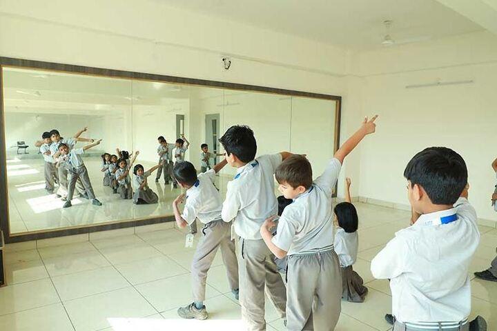 Elate International School-Dance Room