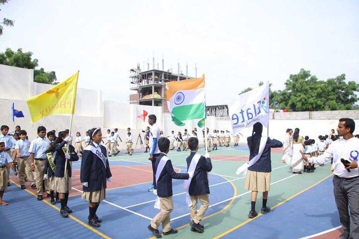 Elate International School-Independence Day Celebration