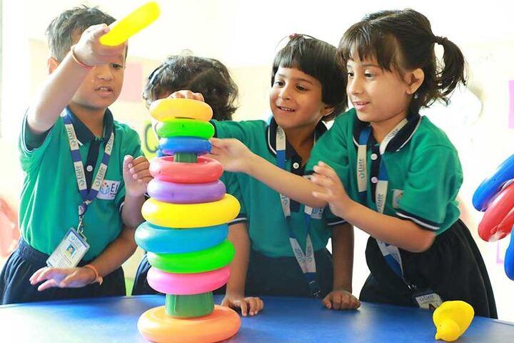 Elate International School-Kids Play Room