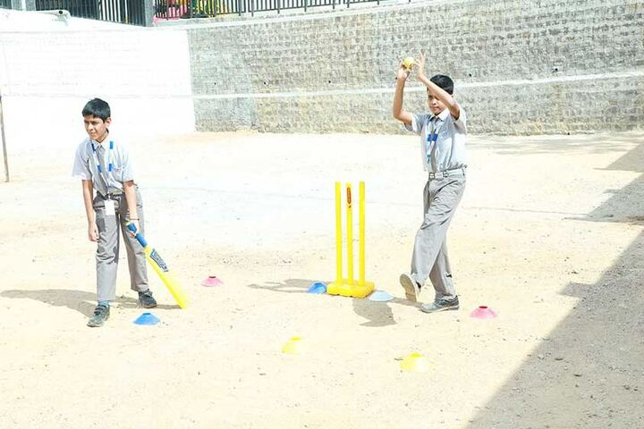 Elate International School- Cricket