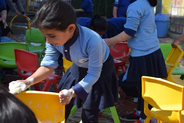Foundation World School- Clean Liness