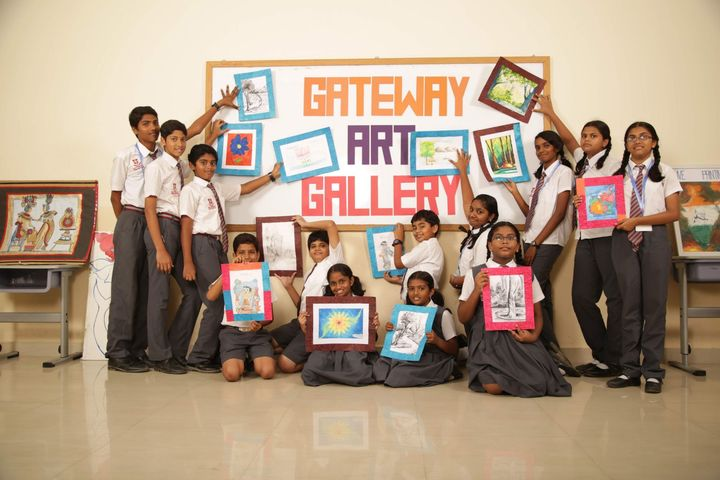 Gateway The Complete School-Art Gallery