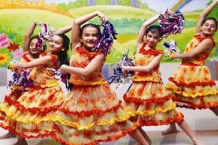 Rustomjee Cambridge International School- Dances