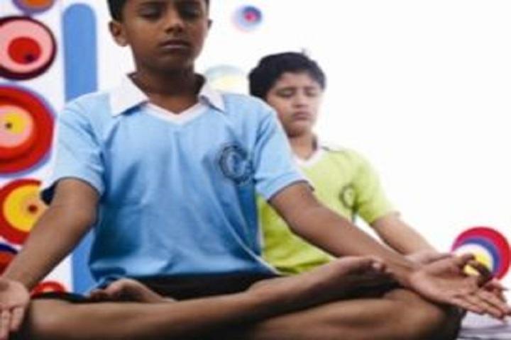 Rustomjee Cambridge International School-Yoga