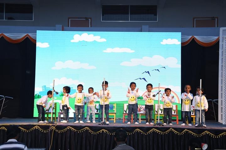 GGN International School-Annual Day