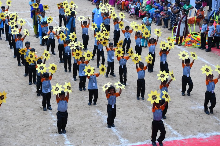 GGN International School-Annual Sports Day