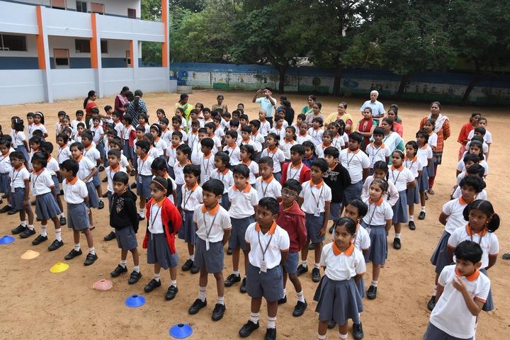 GGN International School-Assembly