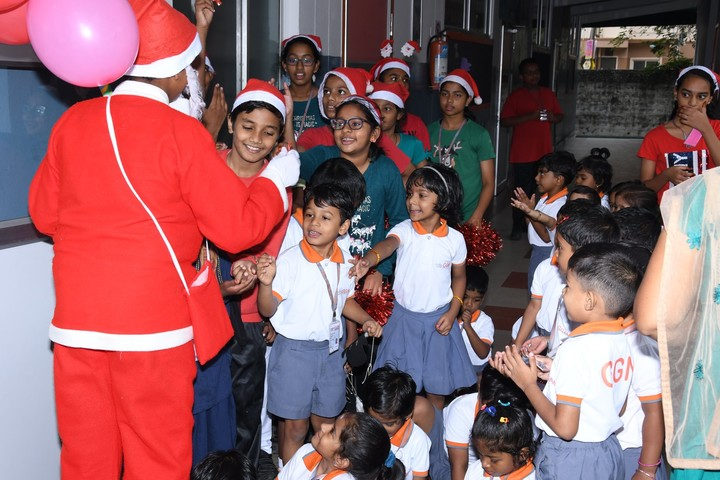 GGN International School-Christmas Carnival