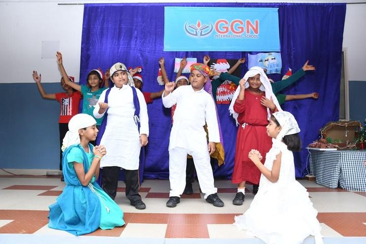 GGN International School-Dance