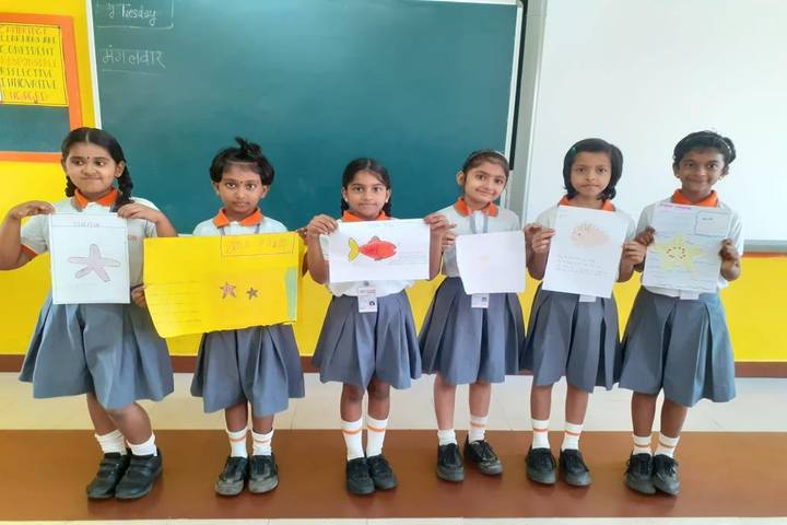 GGN International School-Drawing Competition